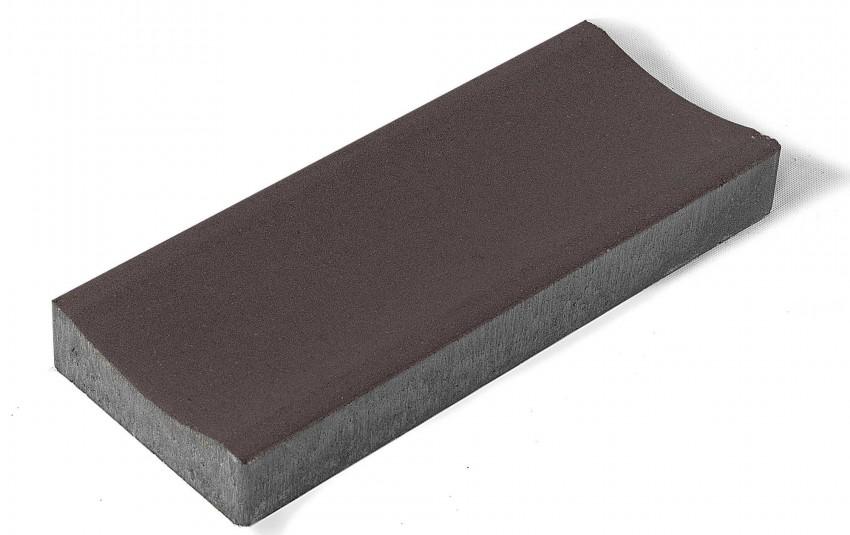 Лоток водоотводный бетонный BRAER ЛВ 50.20.6 коричневый