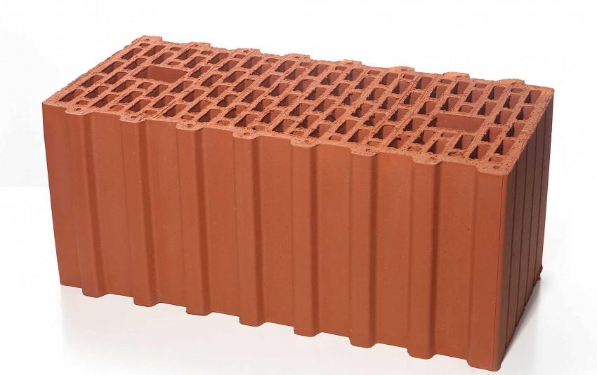 Поризованный керамический блок BRAER 14,3 NF