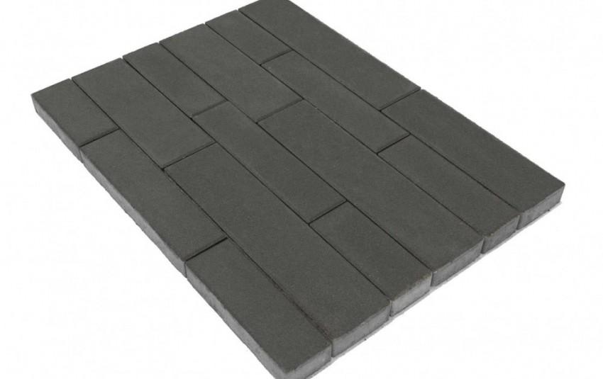 Тротуарная плитка BRAER Домино высота 60 мм